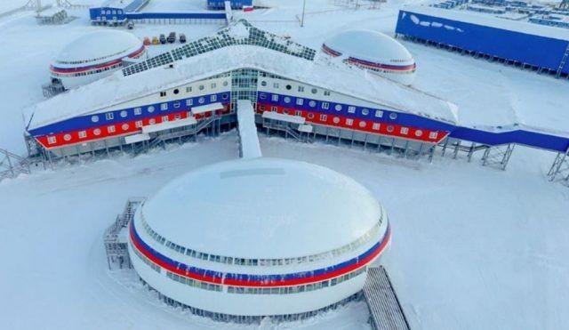 俄高调宣布在北极建成首条可起降所有军机跑道