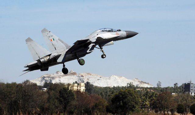 印度苏系战斗机