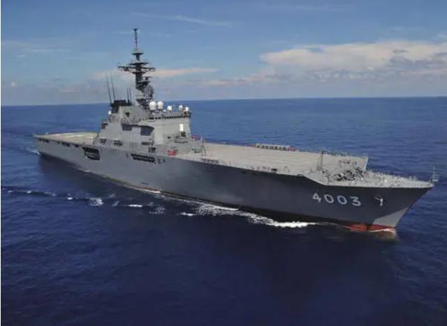 日媒:日本陆上自卫队首次打算造舰
