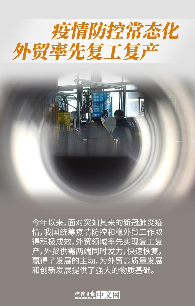 """【图说中国经济】搭""""双循环""""快车 中国外贸企业迎难而上"""