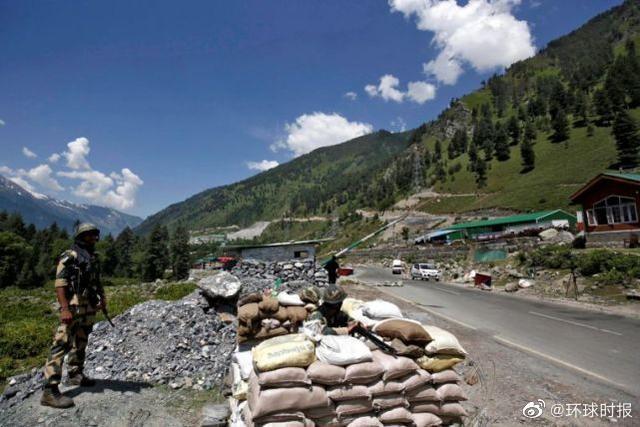 印度总统:已向中印边境增派部队,采购新武器