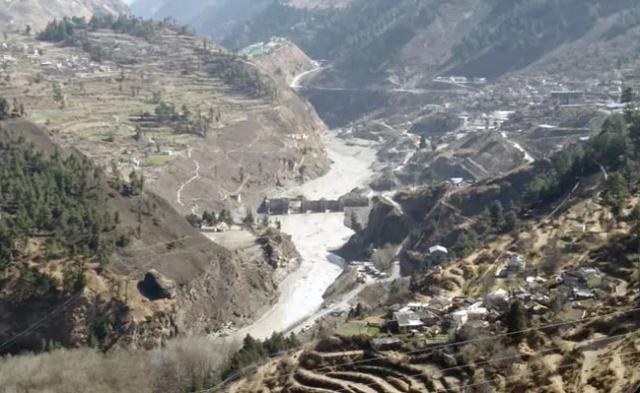 150名工人下落不明!印度冰川断裂引发洪灾,多地进入高度警戒