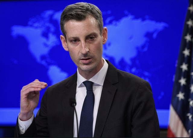 """环球深观察丨""""继续走对抗中国的老路将把美国引向灾难"""""""