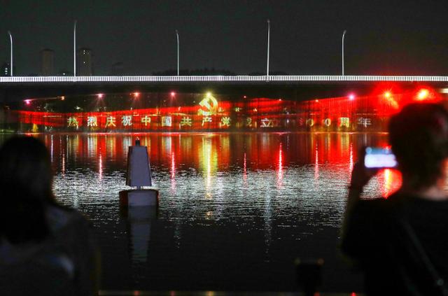 北京8处灯光秀节前点亮,播放时间、位置看这里!