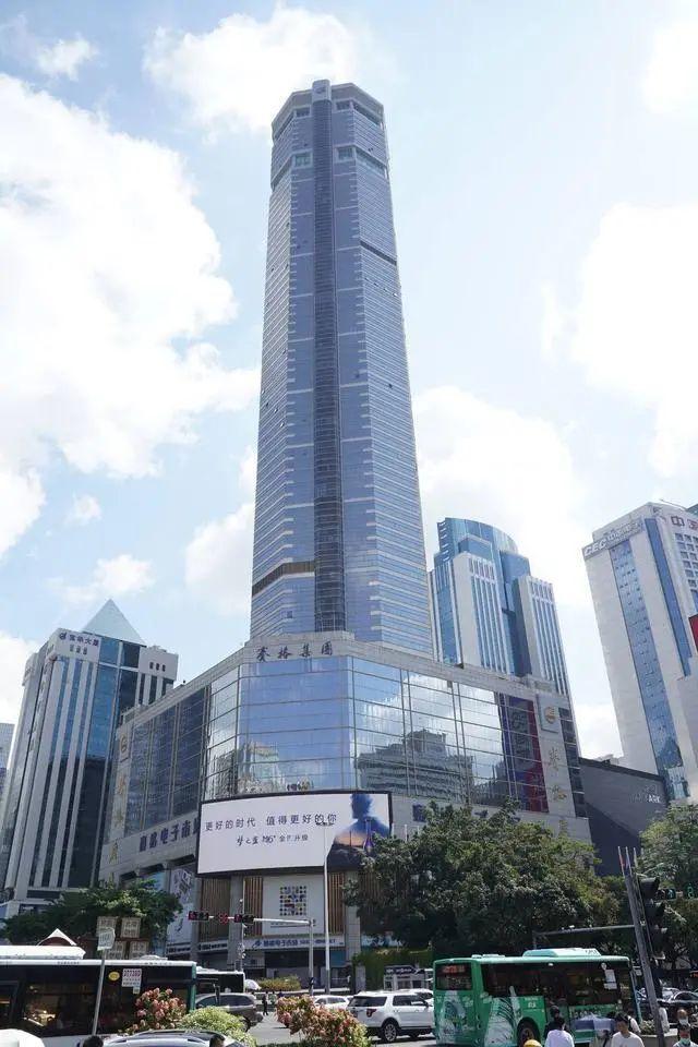 深圳79层赛格大厦连晃三天后封楼,股价暴跌超10%