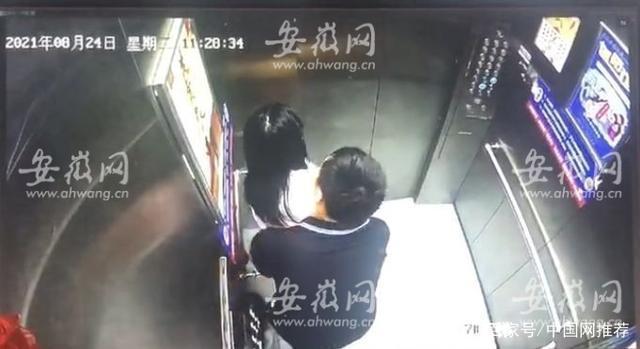 男子在电梯内猥亵13岁女孩两次,还威胁不许报警