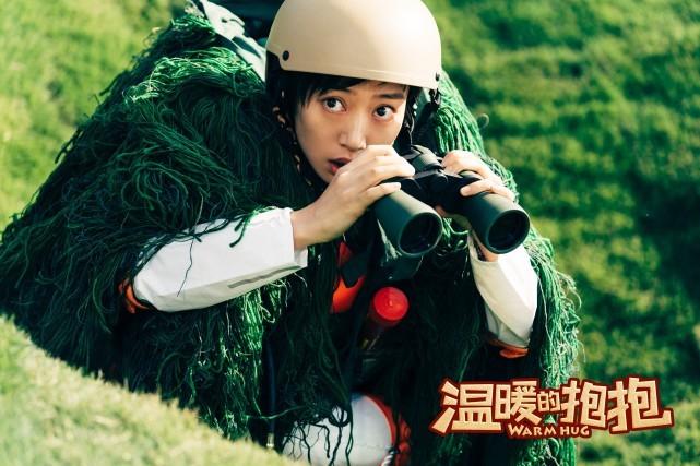 陈昊明参演《温暖的抱抱》 治愈表演夺眼球