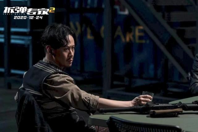 《拆弹专家2》热映 马浴柯入魂演技再塑经典反派