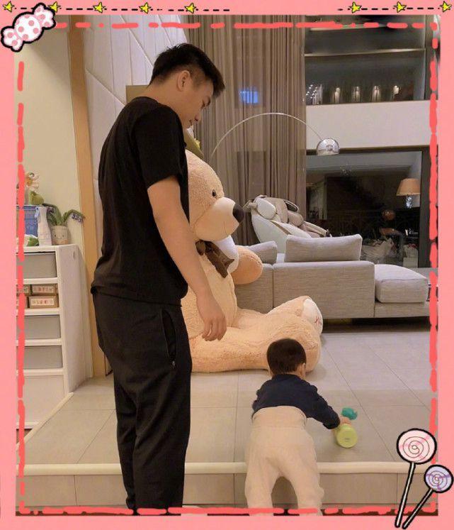 何猷君透露奚梦瑶预产期 否认妻子是意外怀孕