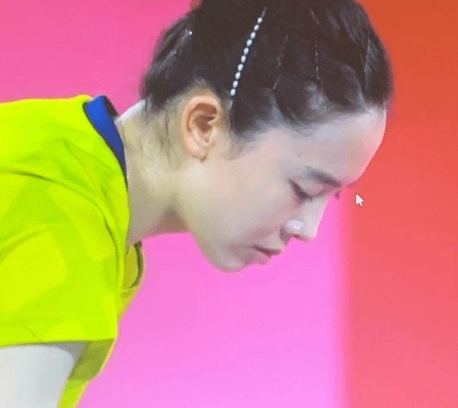 韩国乒乓球运动员田志希疑整容 变化巨大如换脸