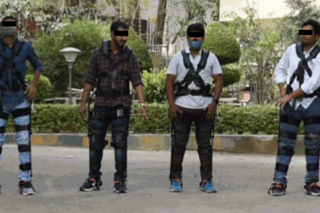 印度为高海拔地区士兵研制外骨骼 进度落后中国