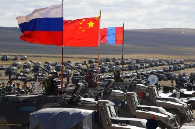 美军高层口头上贬低中俄军事合作 但其实无能为力