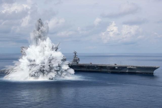 """专家:美国此举告诉中国 """"我们不怕舰艇杀手"""""""