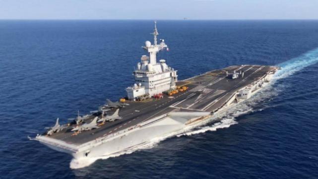 美智库:法军是美国抗俄的强大盟友 但它也很脆弱