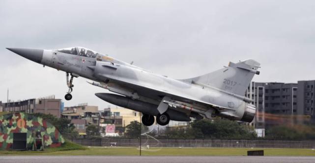 台湾空军首现新冠确诊 台军确诊已达7人