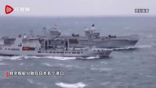 突发!英国国防大臣在日本宣布:年底起将在亚洲永久部署两艘军舰