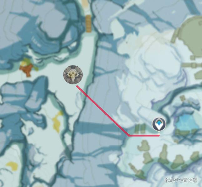 原神雪山精英怪速刷线路大全 雪山锄大地攻略