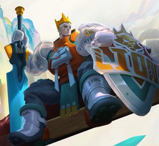 王者荣耀S22赛季亚瑟战令皮肤潮玩骑士王怎么获得