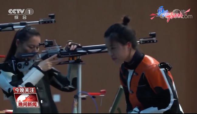 """杨倩:21岁的""""神枪手"""""""