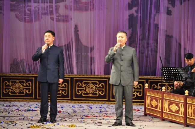 朱强(右)、张凯(左)