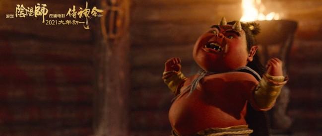 《侍神令》挑战最难视效赋予侍神生命力 改编自游戏《阴阳师》