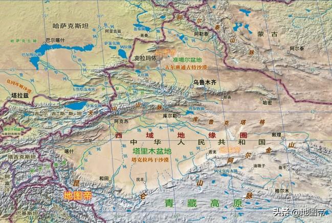 汉朝唐朝在西域开都护府,明朝为何不行?