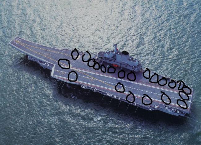 航母越大越好:辽宁舰和山东舰加一起,敌不过一艘尼米兹级