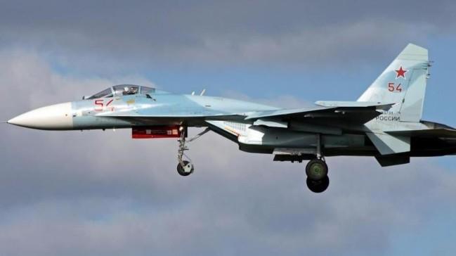 外国军机频繁在俄边境地区活动 俄军拦截