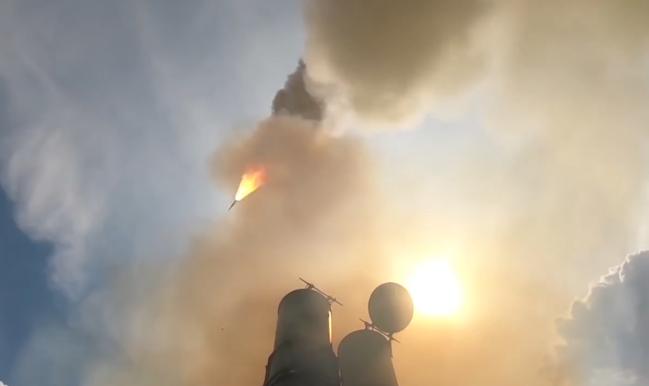 首次曝光!俄军宣布成功试射S-500系统,公开导弹发射现场画面