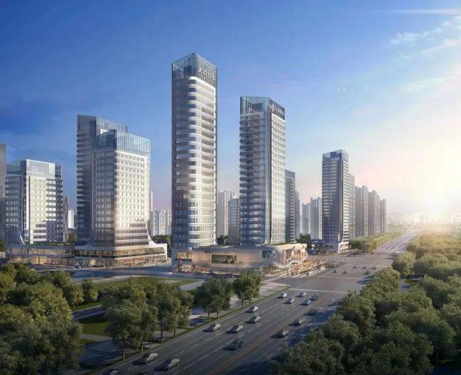 六大价值加码,天鸿·万象中心省企总部基地首现济南东站核芯