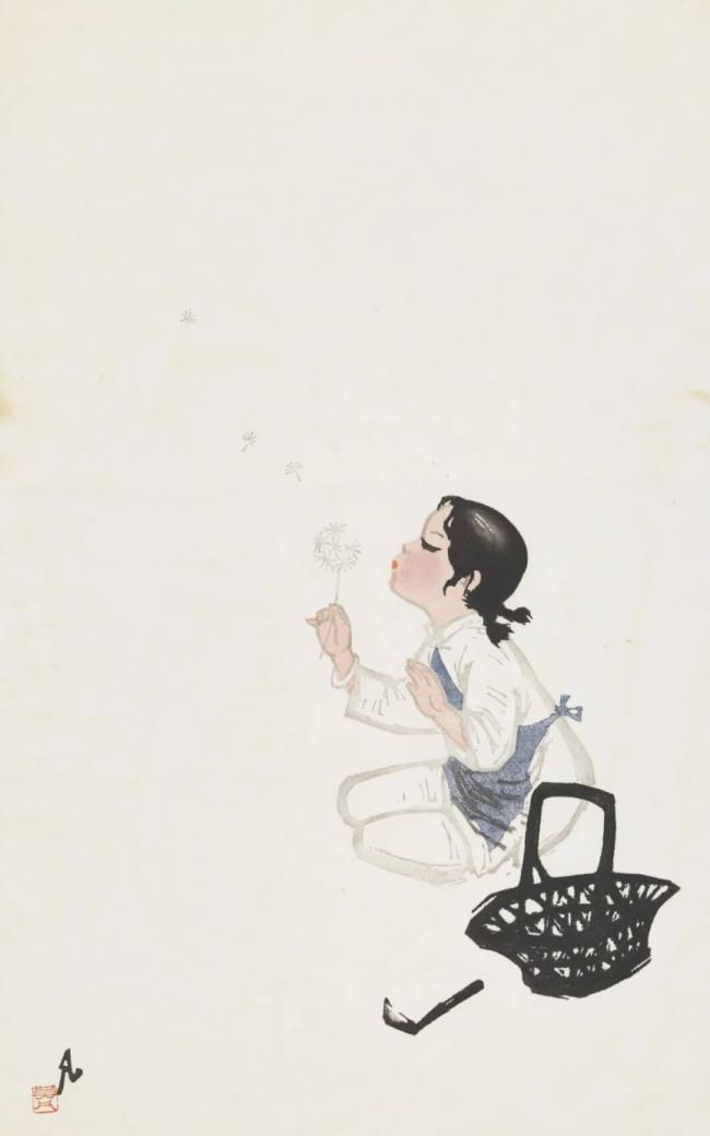 """艺术里的孺子牛与拓荒牛,中国美术馆新展""""美在耕耘"""