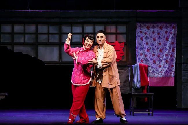 中国评剧院新春好戏连台 线上直播演出拉开帷幕