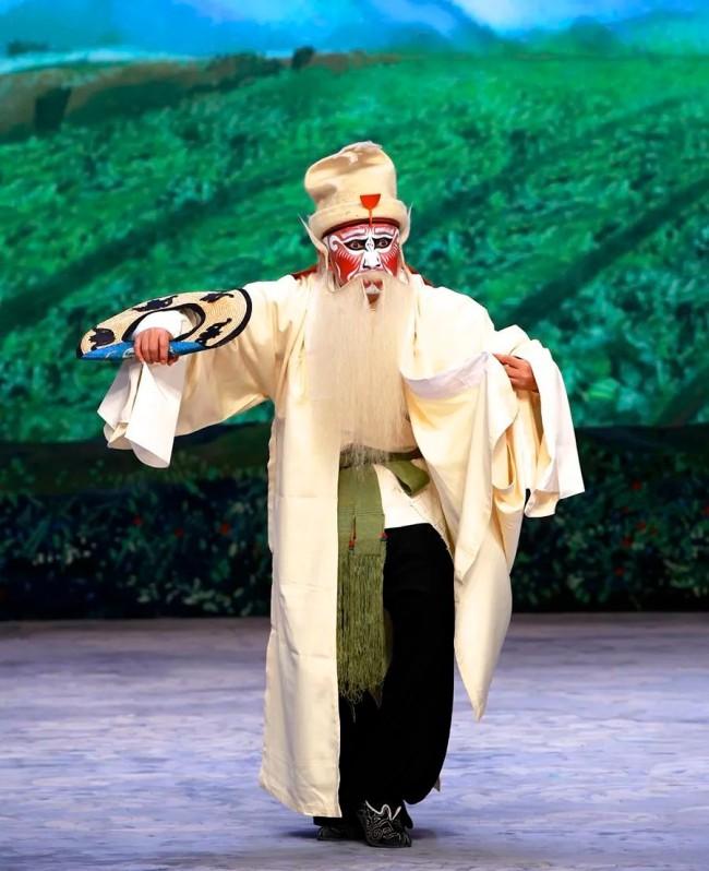 浅谈京剧的武戏之美