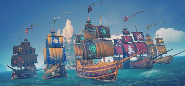 再到海上去:大航海与流行文化
