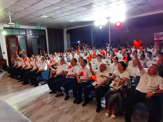 《歌声与信仰》在蓬溪巡演 重温红色历史