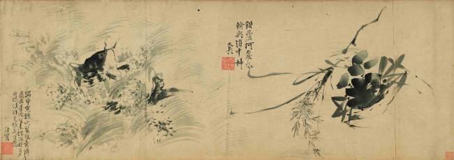 回望徐渭 又见青藤——纪徐渭诞辰500周年