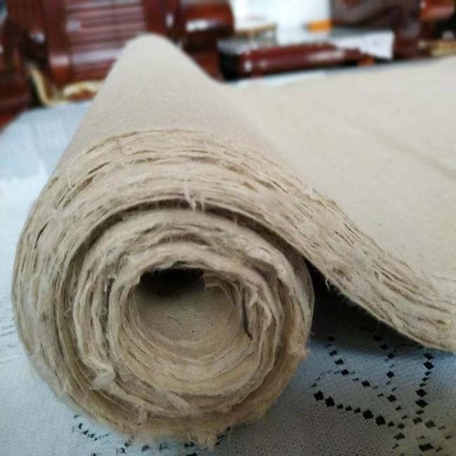 你知道什么是古代造纸术的活化石吗?