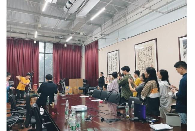 中秋特辑|昆曲《巧戏·黄堂》线下观演交流回顾