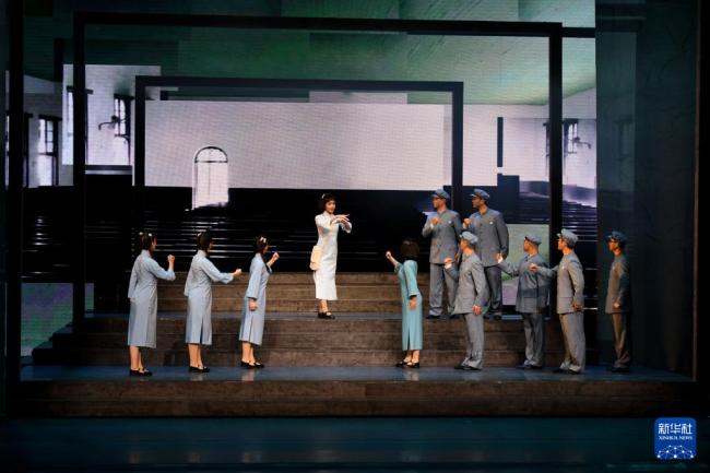 第九届中国(安庆)黄梅戏艺术节开幕