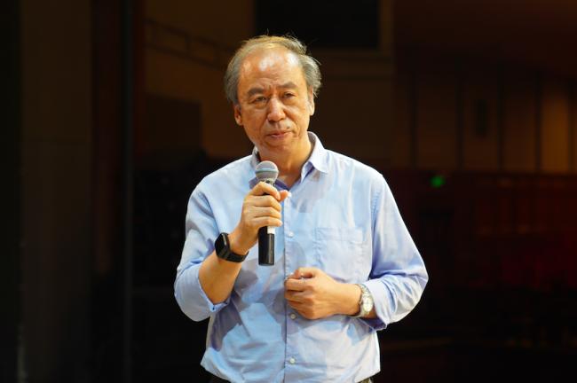北京京剧院院长刘侗
