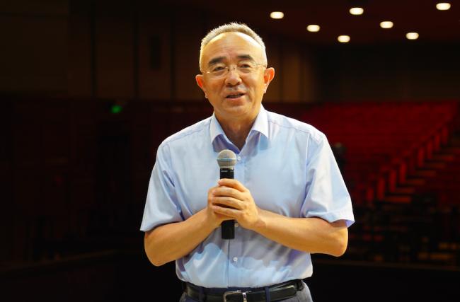 北京市文化和旅游局二级巡视员马文
