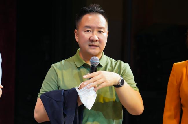 北京京剧院副院长朱甲
