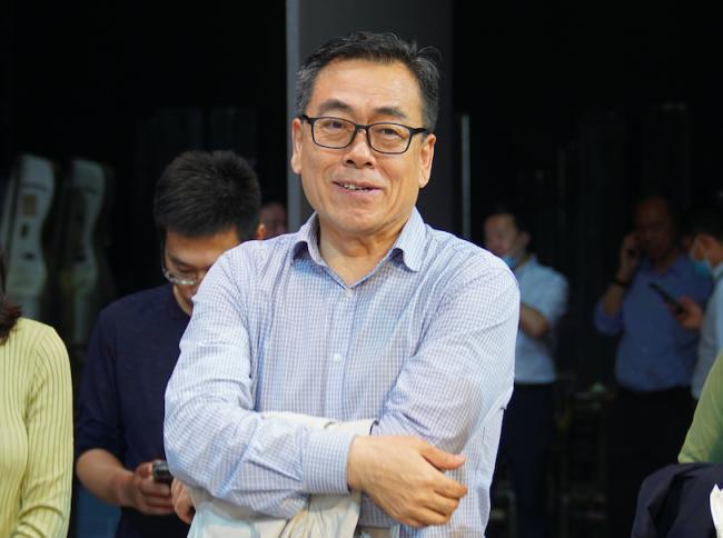 北京京剧院党委书记杨洪义
