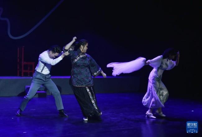 第八届当代小剧场戏曲艺术节在京开幕
