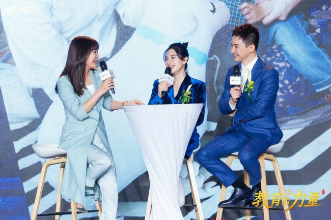 刘璇王弢夫妇:好的父母包容你 也给你坚持的力量