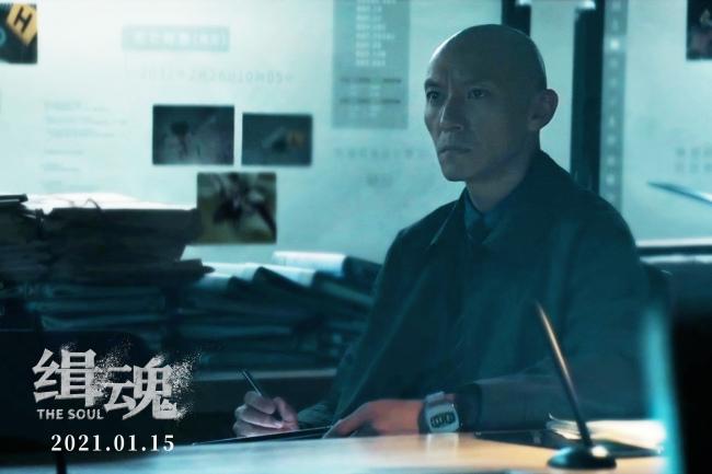 """张震新作《缉魂》暴瘦20斤 突破性造型实力诠释""""震拼"""""""