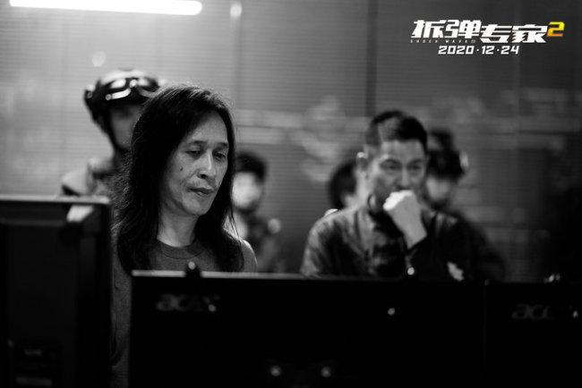 《拆弹专家2》曝导演邱礼涛特辑 这一次,挑战演员极限