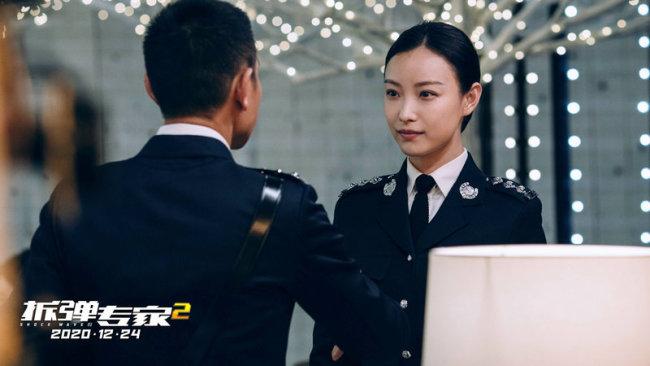 《拆弹专家2》今日上映 曝公映版海报及口碑特辑