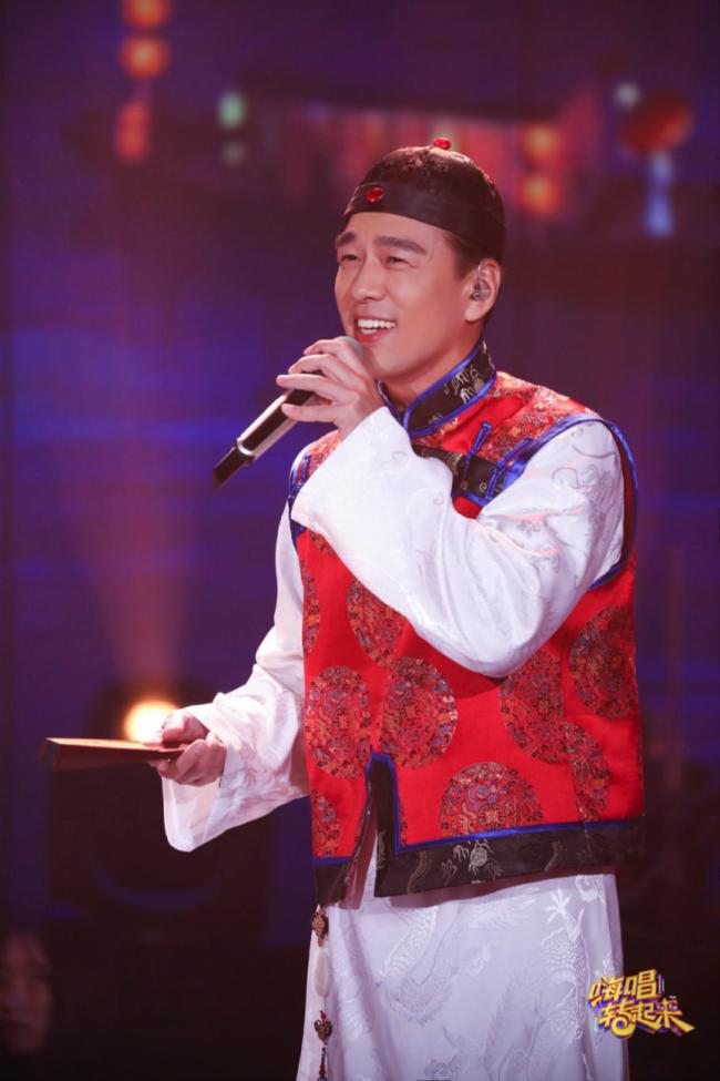 """嗨唱交友会来袭《嗨唱转起来2》""""商务人士""""王耀庆秀逗全场"""