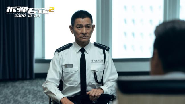 《拆弹专家2》票房破8亿 曝刘德华花絮